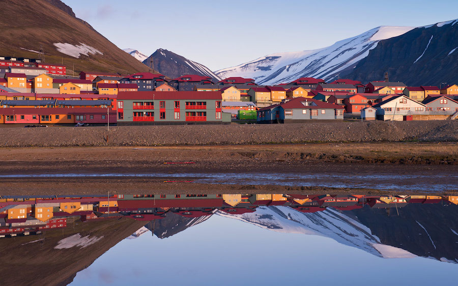 Dying is illegal in the Norwegian settlement of Longyearbyen. That's because dead bodies don't decompose in the permafrost and attract predators, including polar bears.