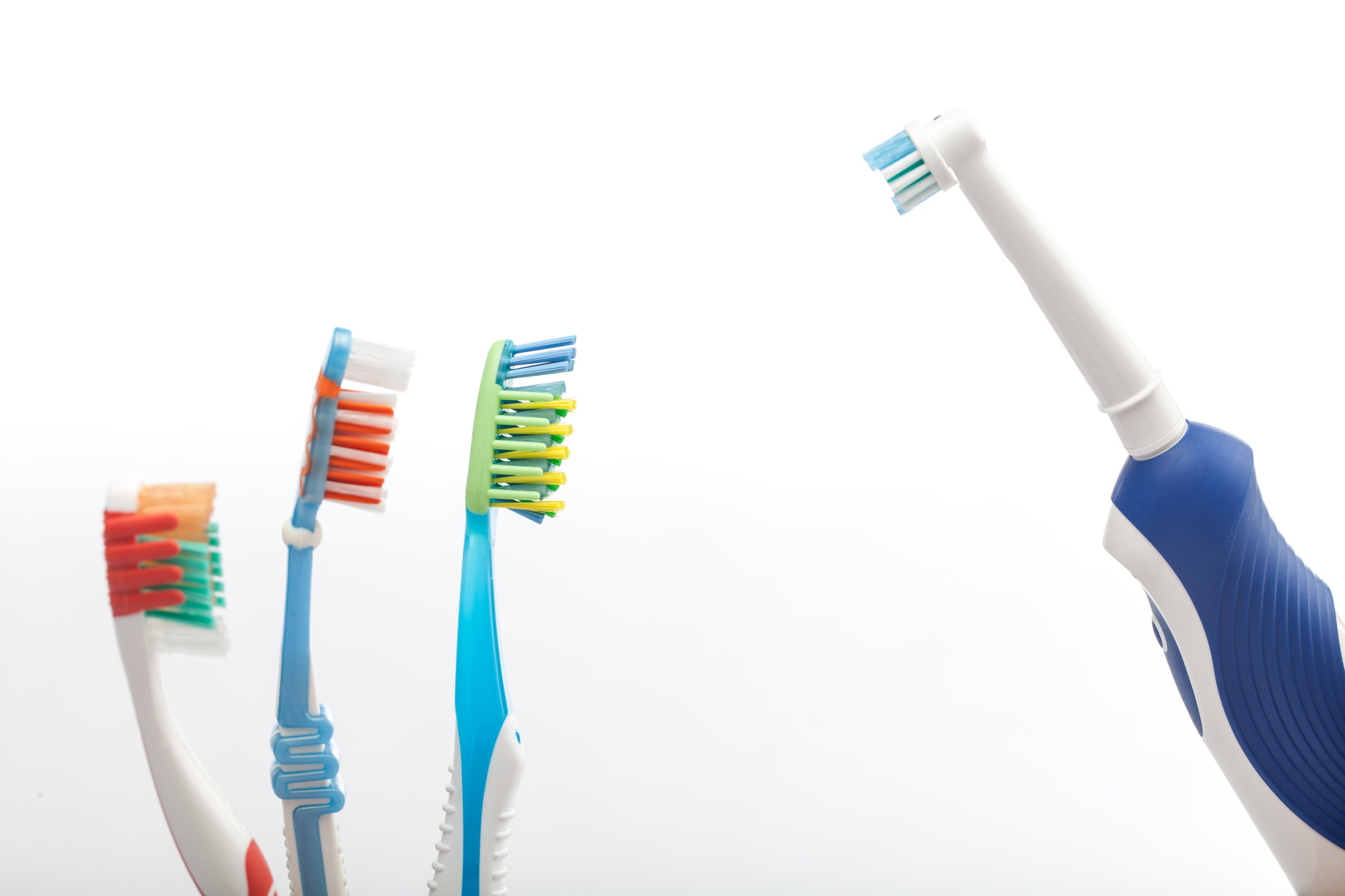 Should you use a manual or an electric toothbrush?